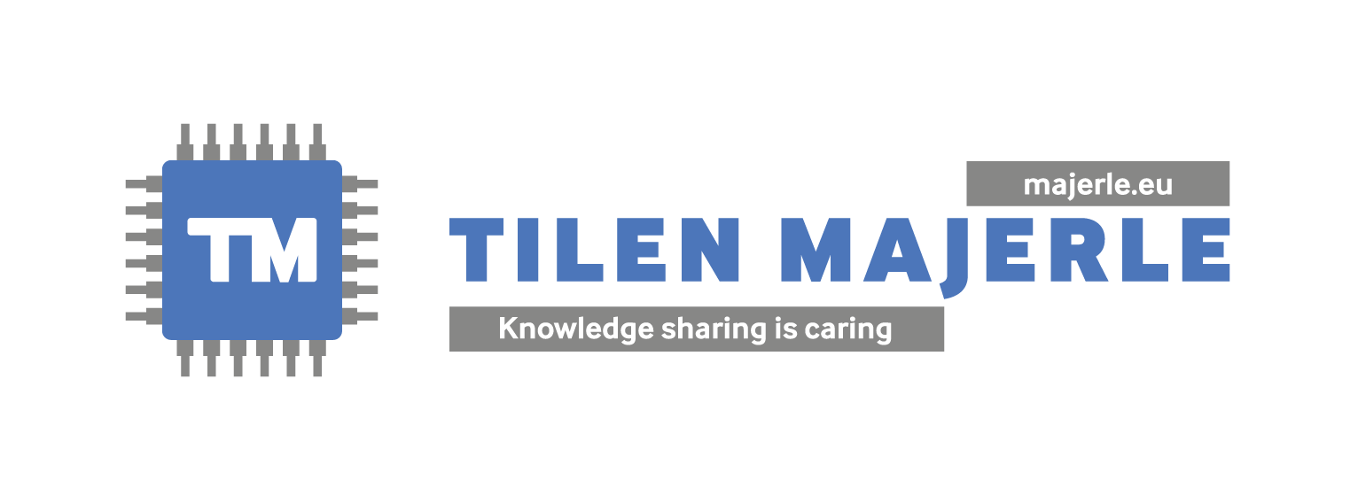 Microcontroller Technical Marketing Engineer - Tilen MAJERLE